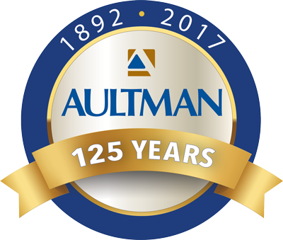 aultman 125th seal