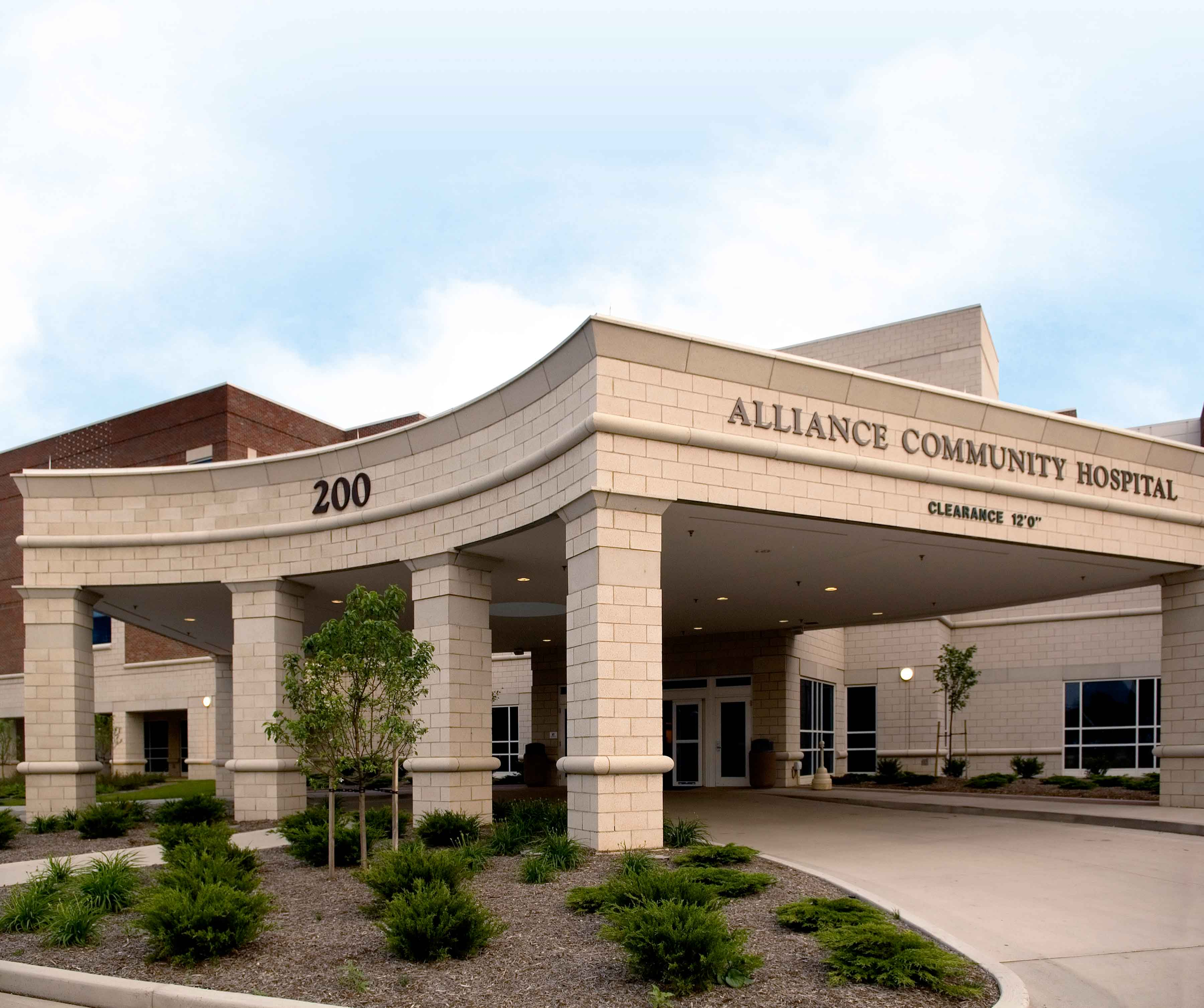 Alliance Community Hospital Is Now an Affiliate of Aultman ...