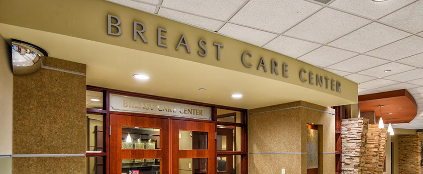 Cancer treatment centers breast cancer